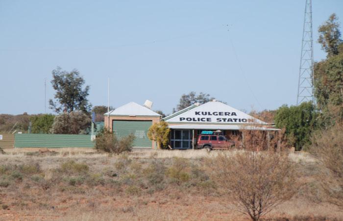 Kulgera Police Station