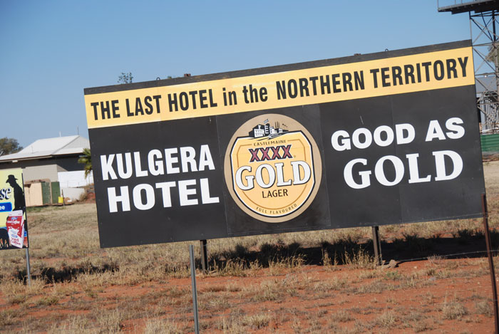 The Last Hotel in the Territory.
