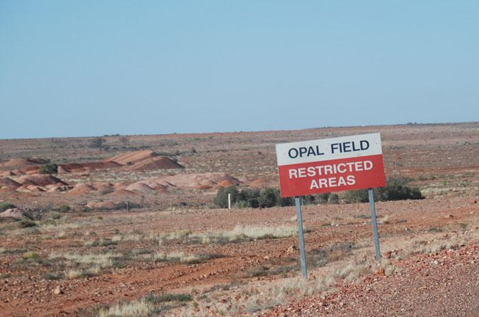 Opal field