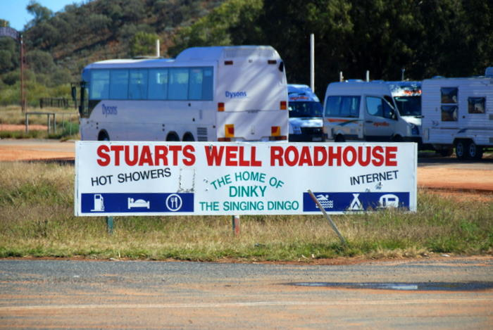 Stuarts Well Roadhouse