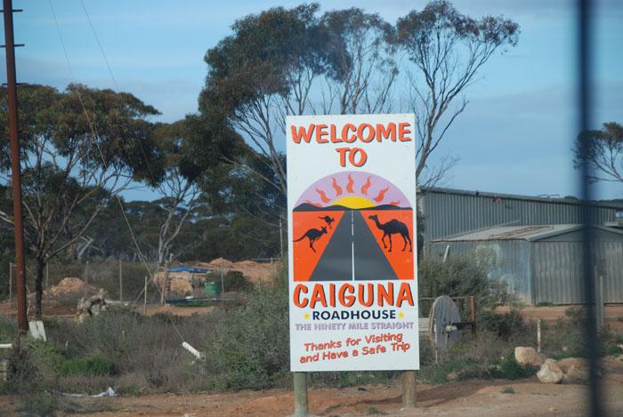 Welcome to Caiguna.