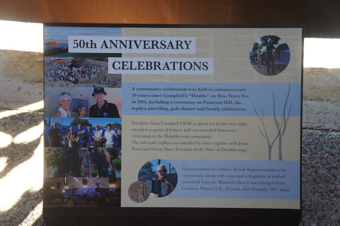 50th Anniversary Celebrations.