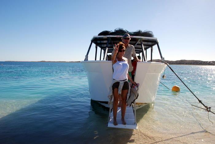 Coral Bay, Indian Ocean.