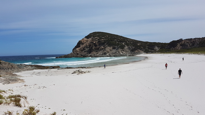 Quoin Head Beach, Fitzgerald River National Park.
