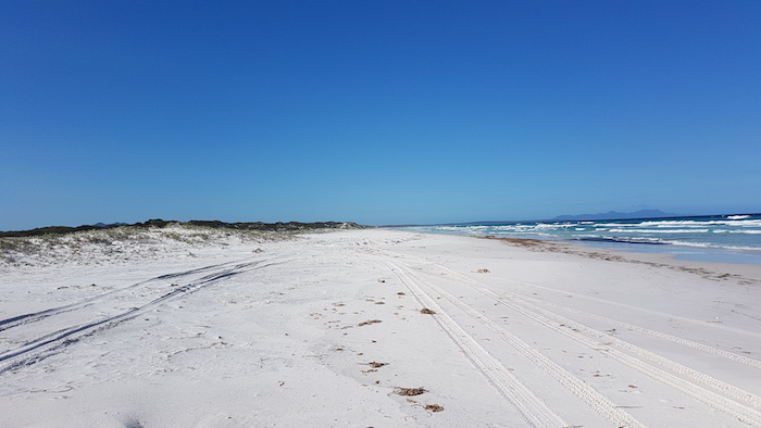 Tooregullup Beach
