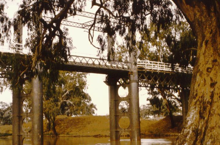 Bridge at North Bourke.