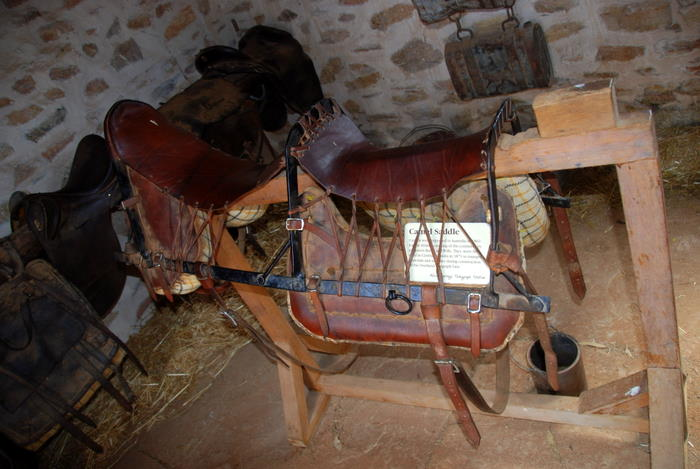 Saddlery Room