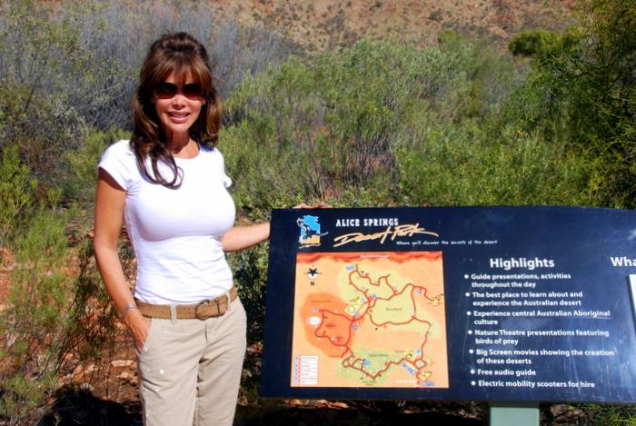 Tammy at Desert Park