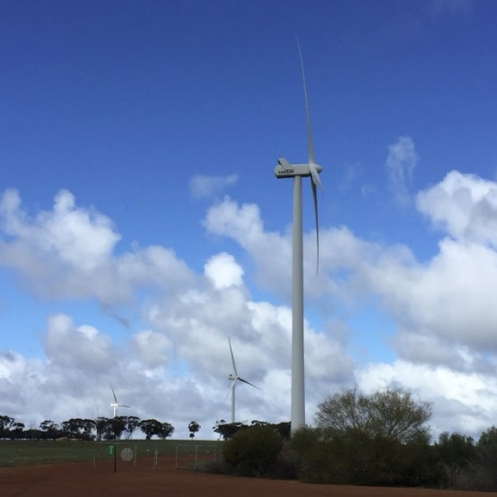 Collgar Windfarm