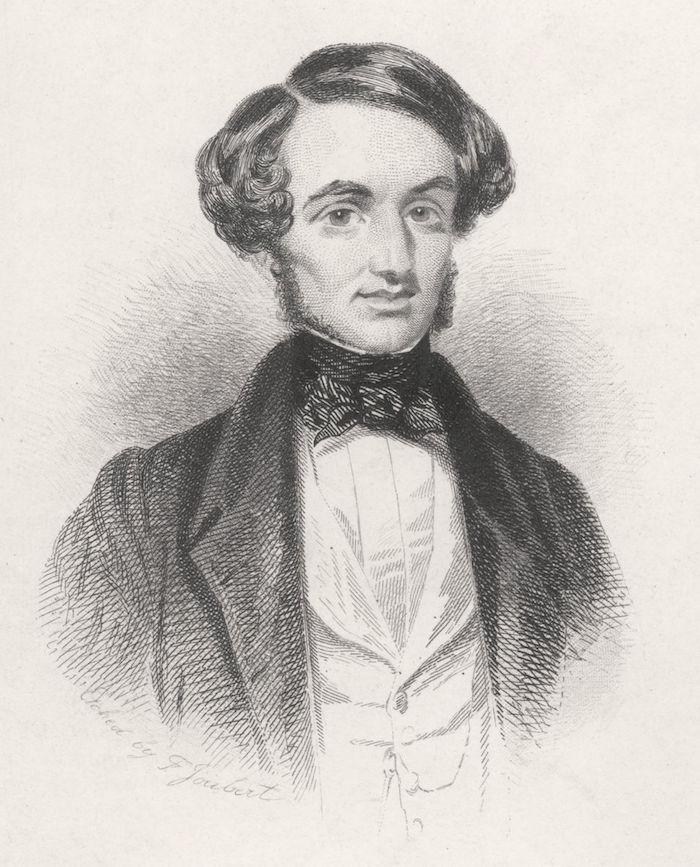 Edward John Eyre in his exploring days.