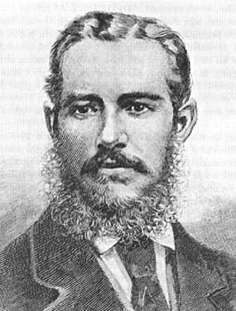 Alexander Forrest during his exploring days.