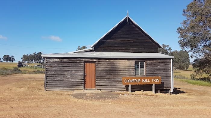 Chowerup Hall