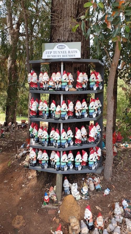 Gnome stack