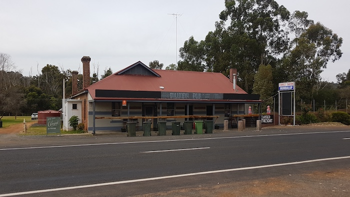 The Mumby Tavern has gained iconic status as a bush watering hole.