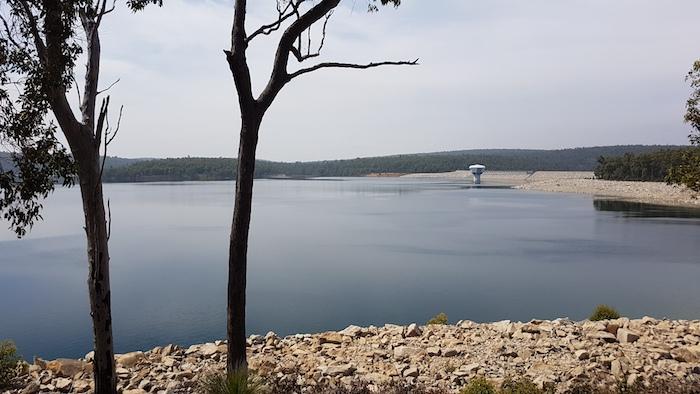 North Dandalup Dam
