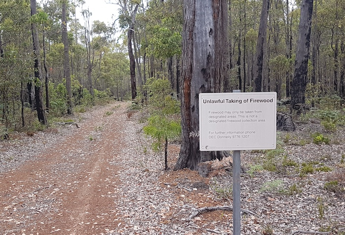 More 'bureaucracy in the bush'.