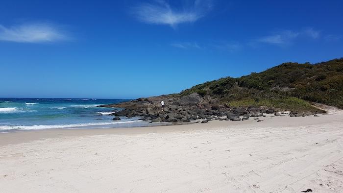 Beautiful Middle Quarrum Beach.