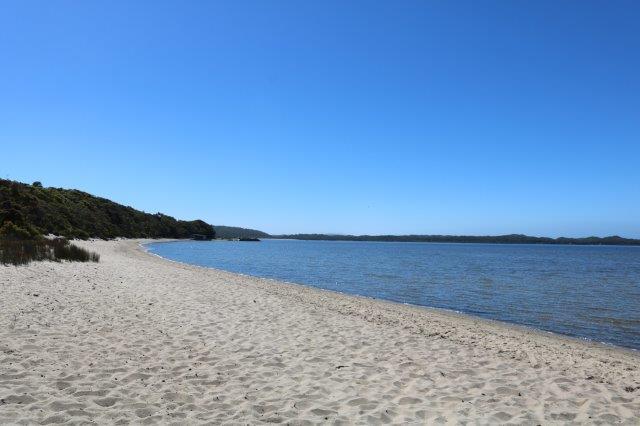 Coalmine Beach, Nornalup Inlet.