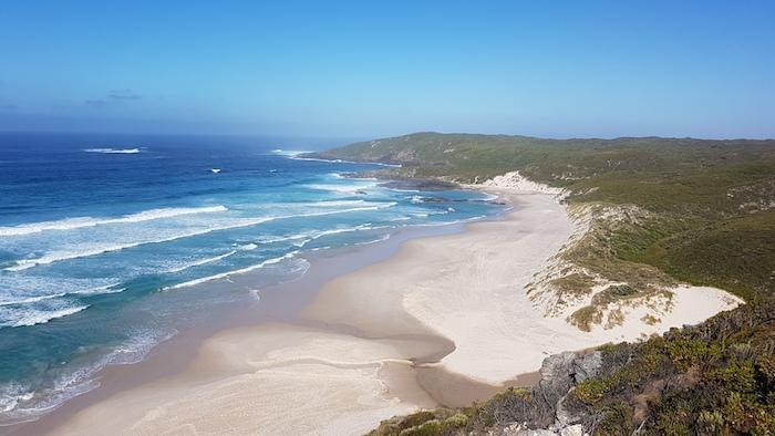 Conspicuous Cliff Beach