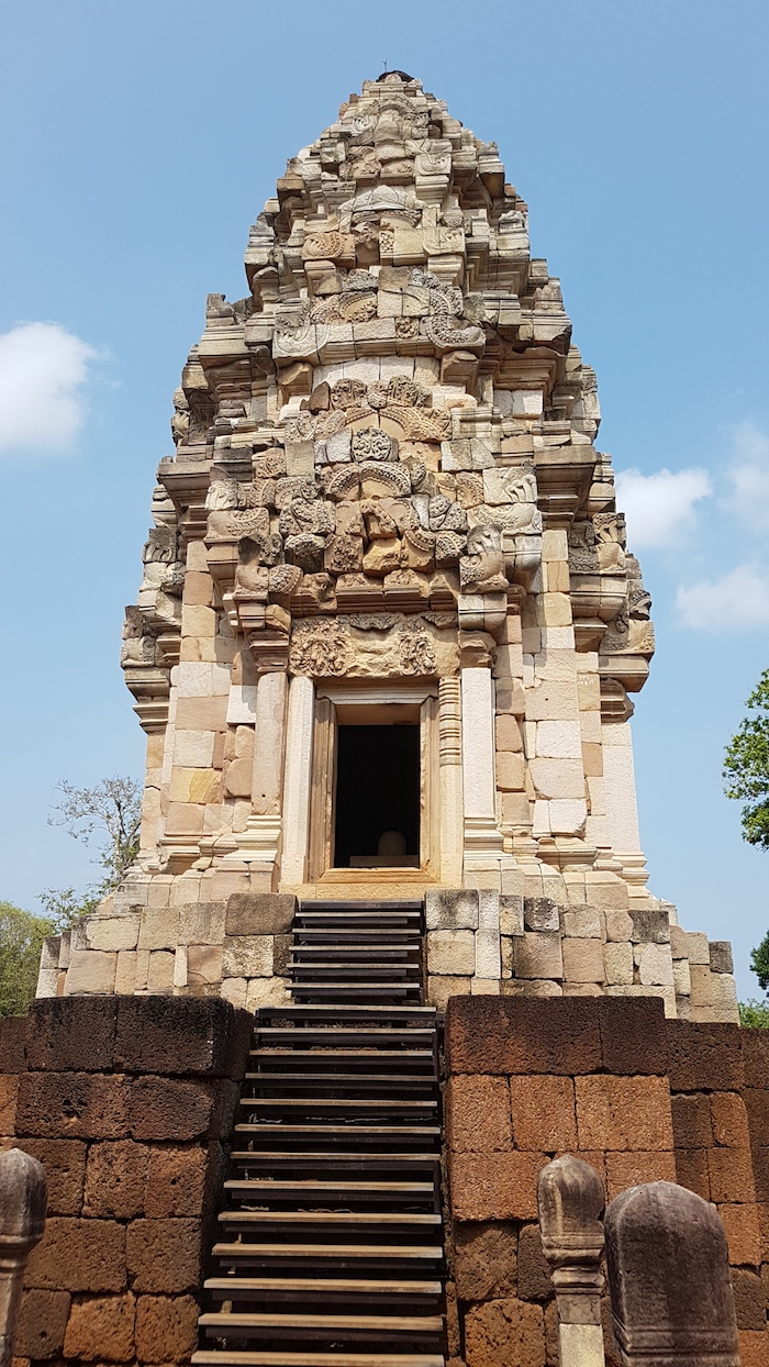 Main part of the Wat.