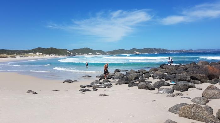 Middle Quarrum Beach