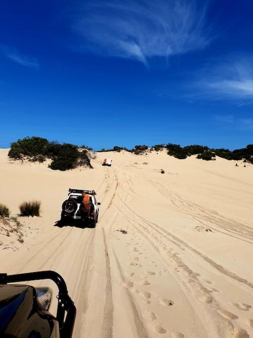 Quarrum Dunes