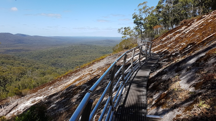 Soho Lookout at Mount Frankland.