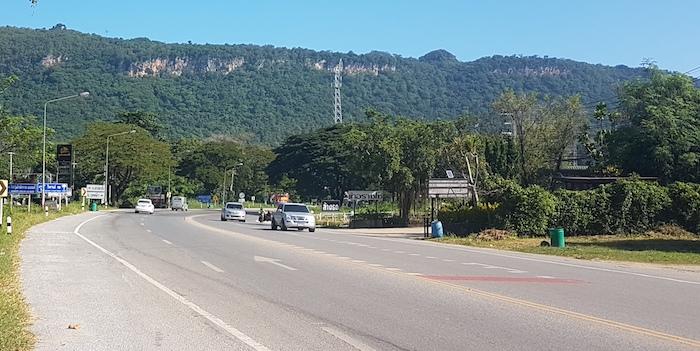 Khao Yai Bluff