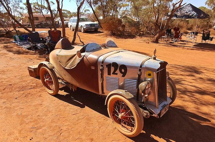 Triumph Super Seven 1929