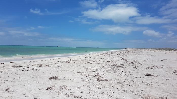 Thirsty Point Beach.
