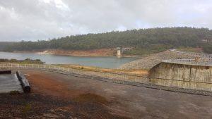 Lake Banksiadale and South Dandalup Dam.