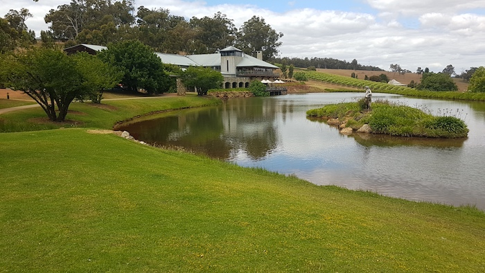 Millbrook Estate Winery at Jarrahdale.