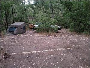 Aaron's camp