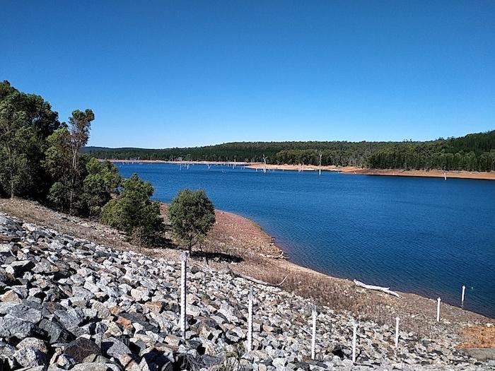 Stirling Dam