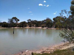 Yellowdine Dam