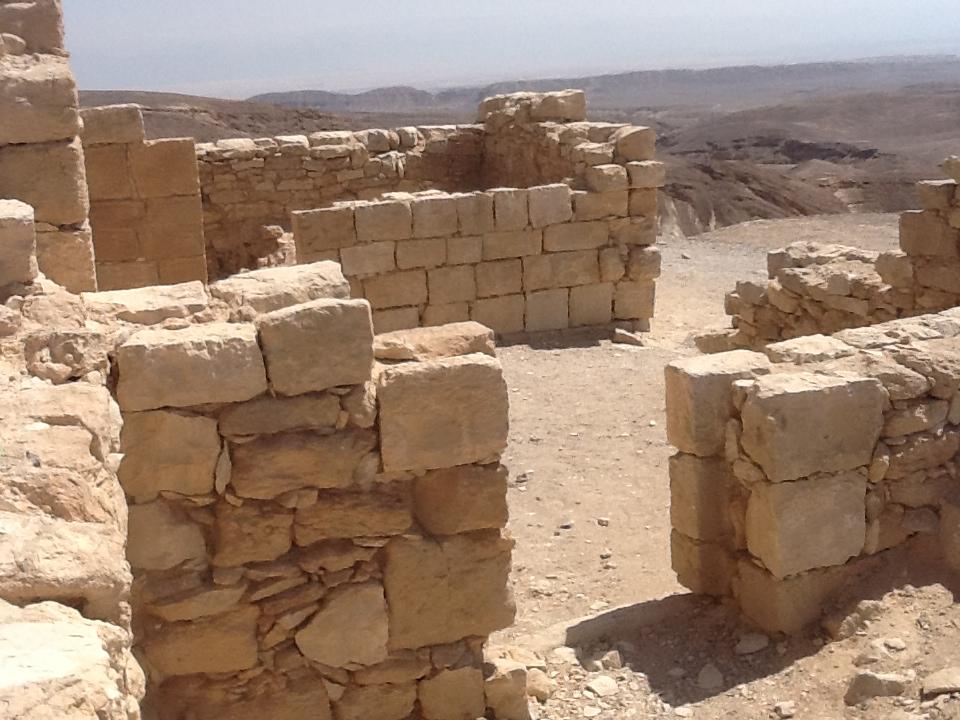 Ruins of Metsad Katsra.