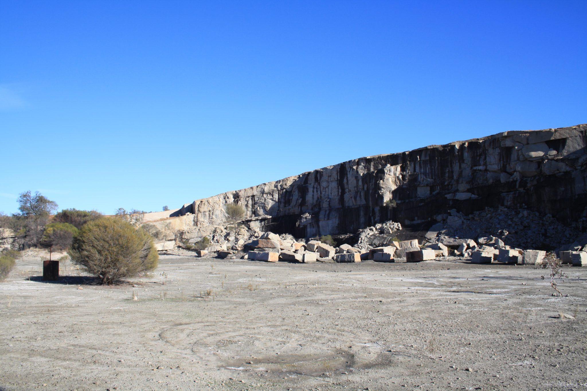 Boorabbin Quarry