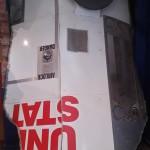 Part of Skylab at the Balladonia Museum