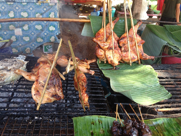 Pha Tang Market