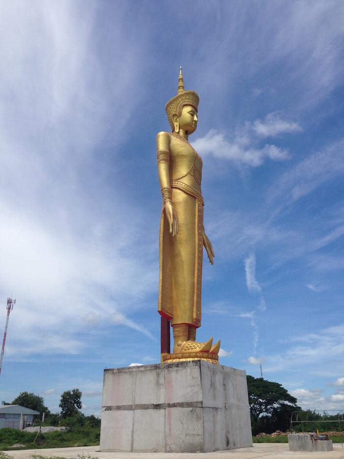 Bhudda at Tha Li