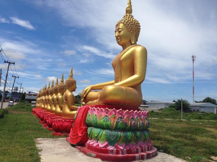 Tha Li Bhuddas