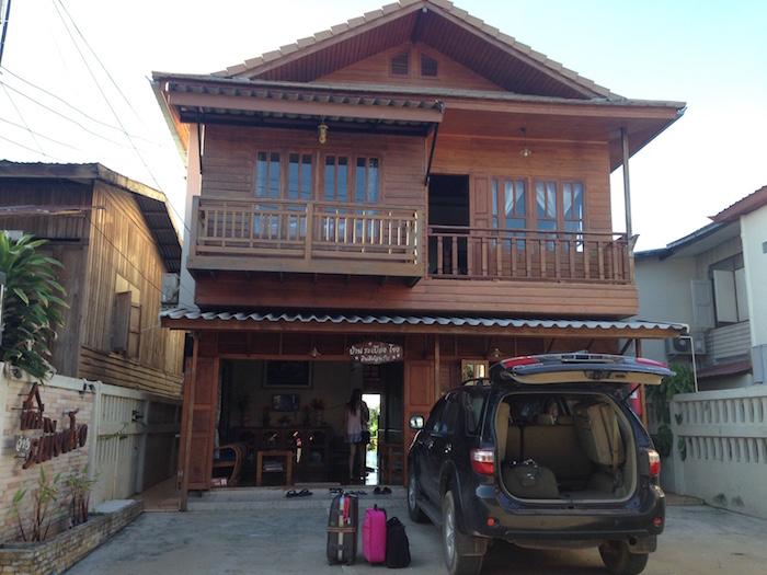 Guest House, Chiang Khan
