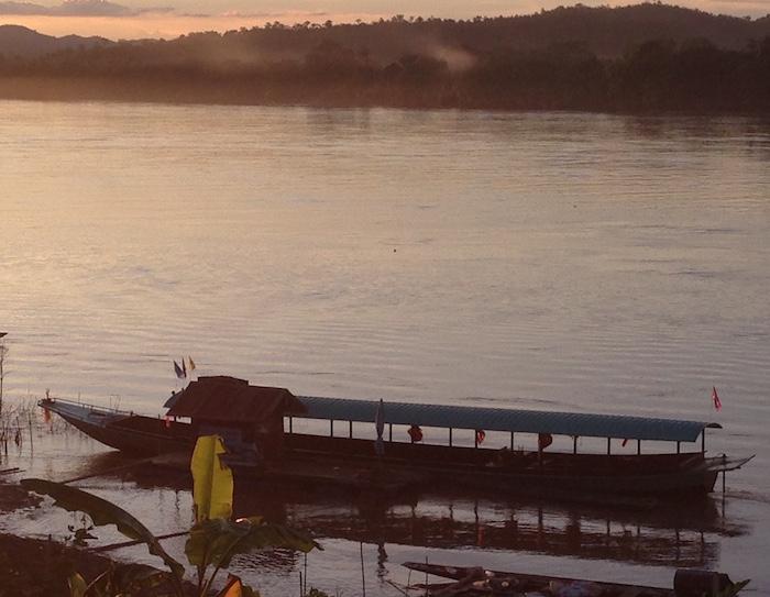 Passenger ferry Chang Khan