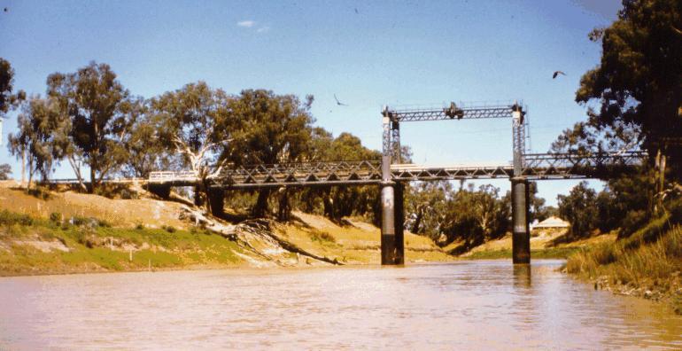 Wilcannia Bridge