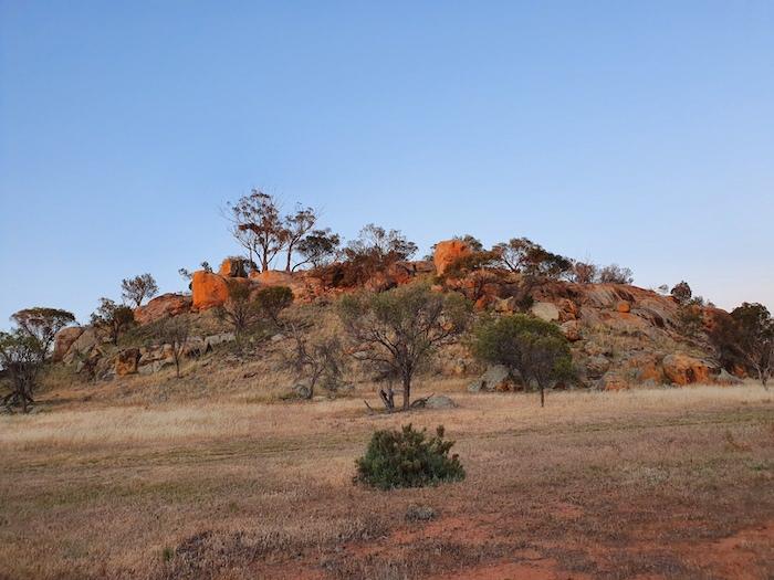 Mindebooka Hill