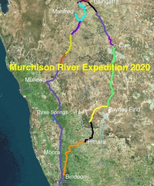 Murchison River Expedition 2020