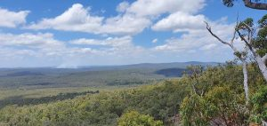Walpole Wilderness from the Mt Frankland Lookout.